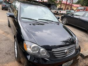 Toyota Corolla 2005 Black | Cars for sale in Delta State, Oshimili South