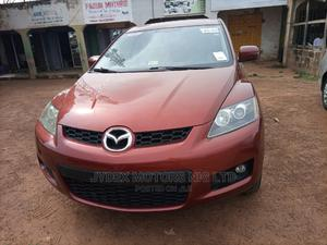 Mazda CX-7 2008 Grand Touring Red | Cars for sale in Kwara State, Ilorin South