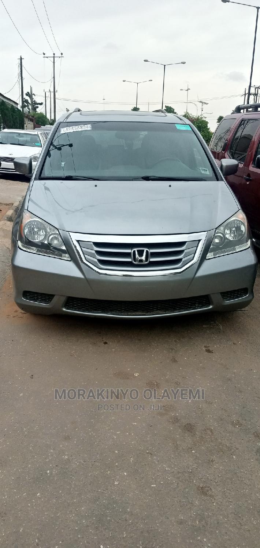 Honda Odyssey 2008 EX-L DVD Gray