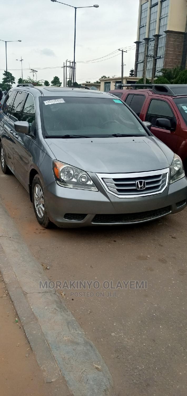 Honda Odyssey 2008 EX-L DVD Gray | Cars for sale in Ikeja, Lagos State, Nigeria