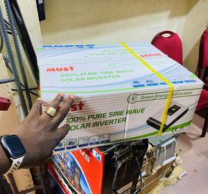 3kva Must 24v Hybrid Inverter   Solar Energy for sale in Lagos State, Ikeja
