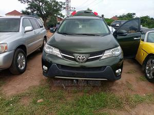 Toyota RAV4 2013 Green | Cars for sale in Abuja (FCT) State, Apo District
