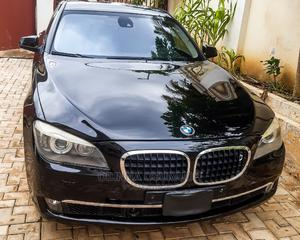 BMW 7 Series 2012 Black   Cars for sale in Abuja (FCT) State, Wuse 2