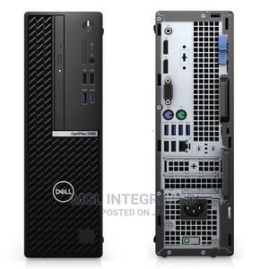 New Desktop Computer Dell OptiPlex 7070 4GB Intel Core I7 1T   Laptops & Computers for sale in Lagos State, Ikeja