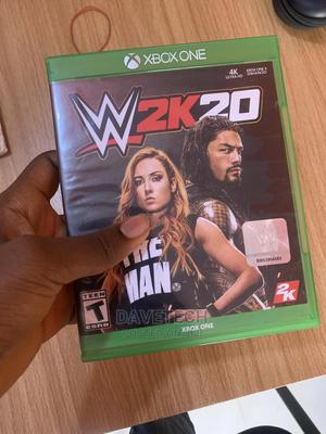 WWE 2k20 for Xbox One | Video Games for sale in Osun State, Osogbo