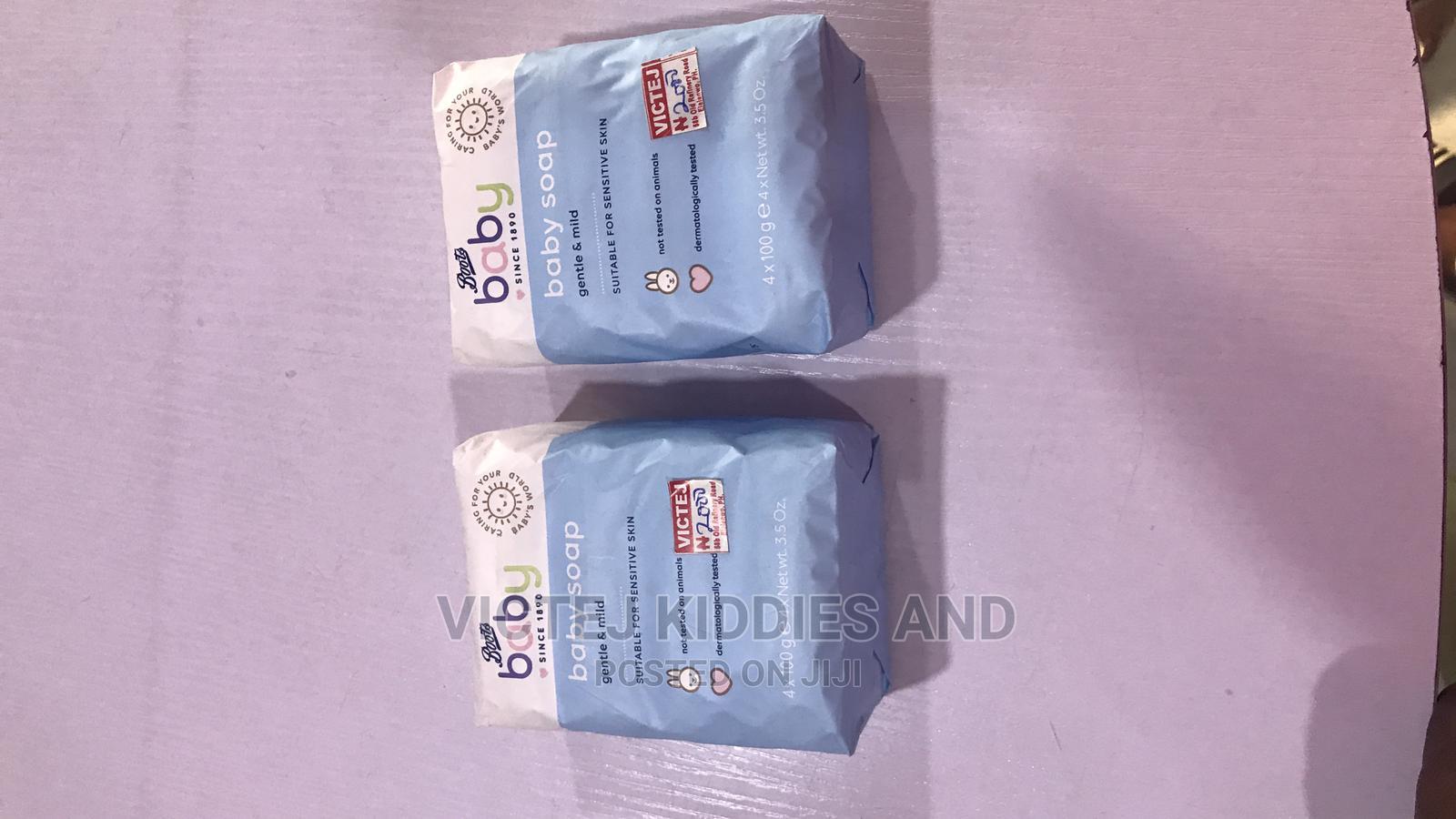 Original Boots Tablet Soap