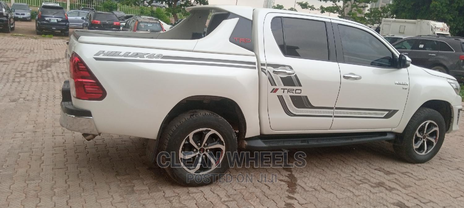 Archive: Toyota Hilux 2020 White