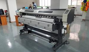 6-ft Large Format Digital Printing Machine Eco Solvent Print | Printing Equipment for sale in Ogun State, Abeokuta South