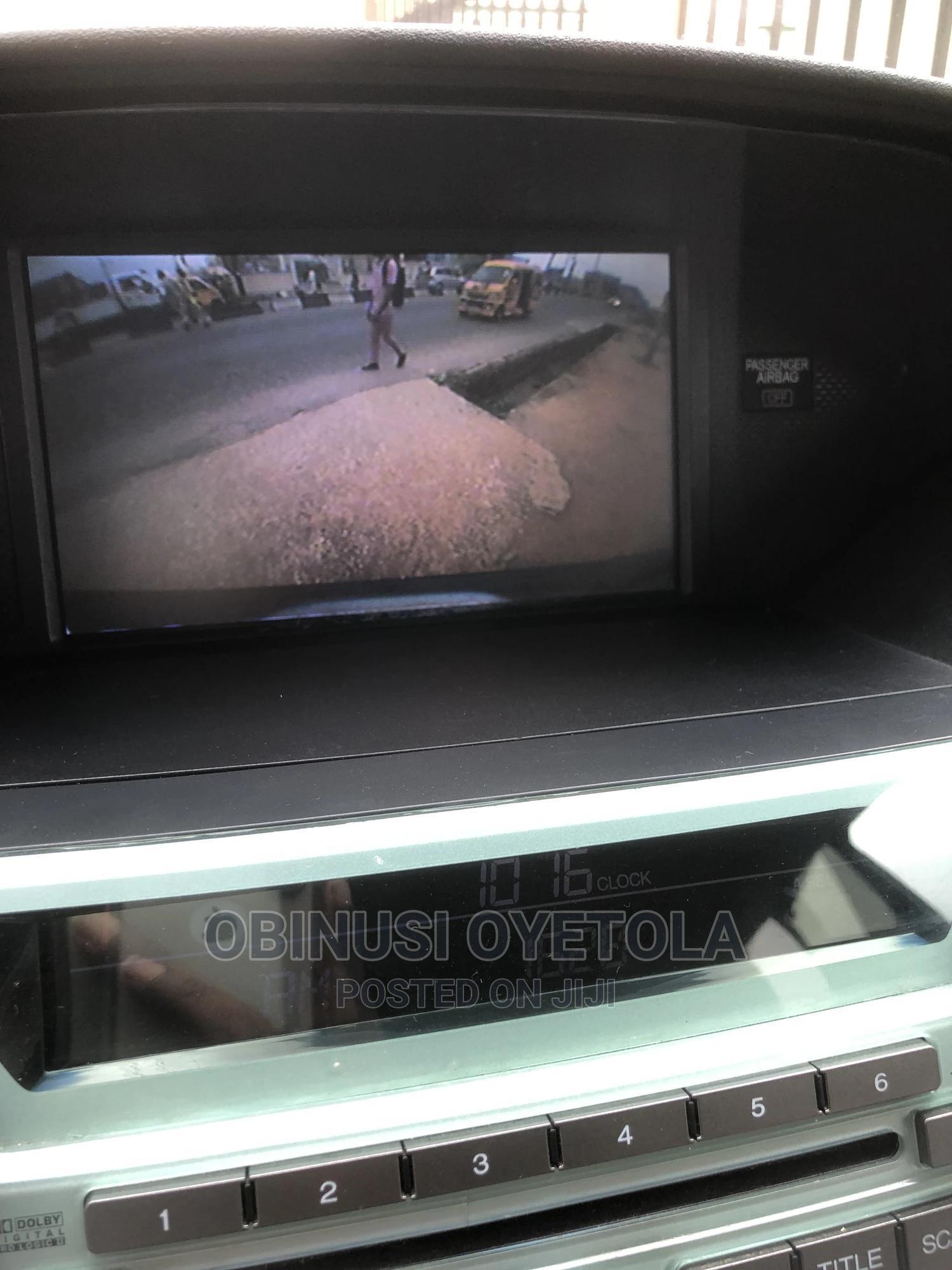 Archive: Honda Pilot 2009 Silver