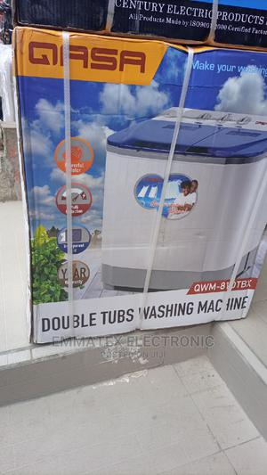Gasa Washing Machine Double Tubs | Home Appliances for sale in Lagos State, Surulere
