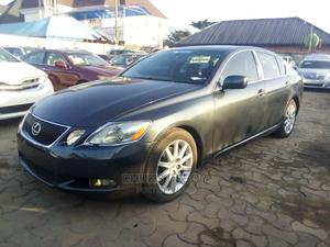 Lexus GS 2008 300 Automatic Gray | Cars for sale in Lagos State, Amuwo-Odofin