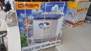 Double Tubs Washing Machine Gasa 7.2kg   Home Appliances for sale in Lagos State, Ajah