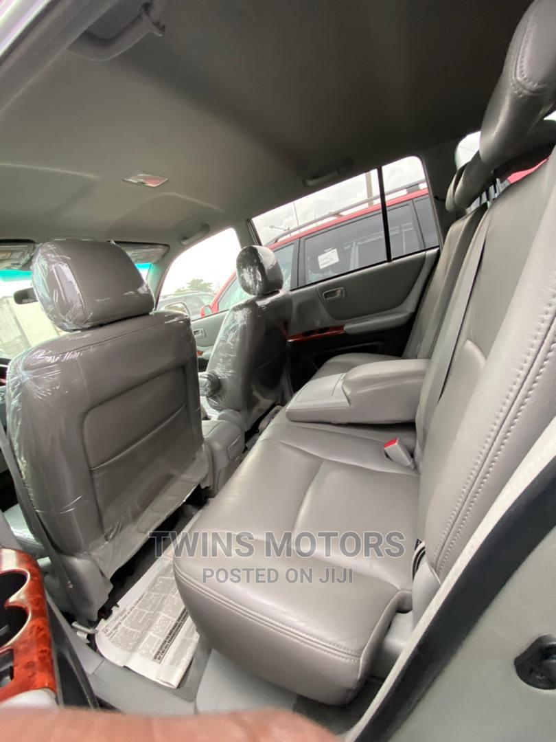 Toyota Highlander 2007 Silver   Cars for sale in Apapa, Lagos State, Nigeria