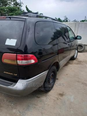 Toyota Sienna 2000 LE & 1 hatch Black | Cars for sale in Lagos State, Ajah