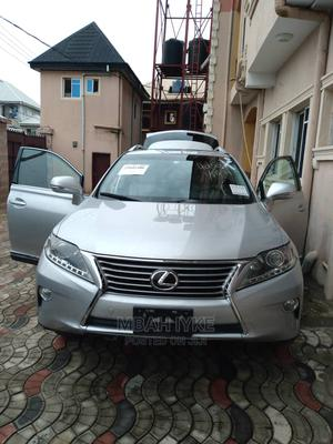 Lexus RX 2014 350 AWD Silver   Cars for sale in Lagos State, Amuwo-Odofin