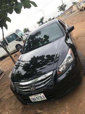 Honda Accord 2011 Black | Cars for sale in Abuja (FCT) State, Gaduwa