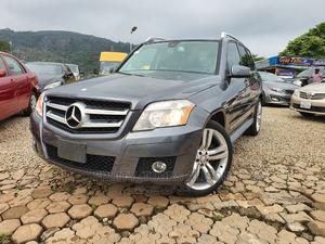 Mercedes-Benz GLK-Class 2010 350 4MATIC Blue   Cars for sale in Abuja (FCT) State, Katampe