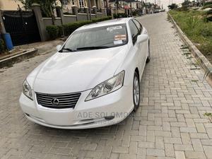 Lexus ES 2008 350 White   Cars for sale in Lagos State, Magodo