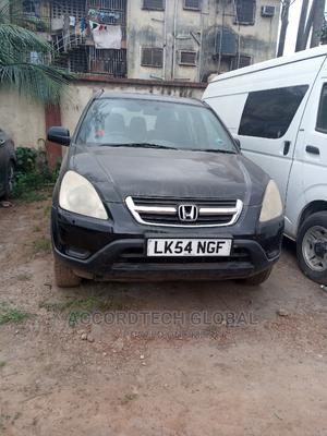 Honda CR-V 2004 Black   Cars for sale in Lagos State, Ifako-Ijaiye