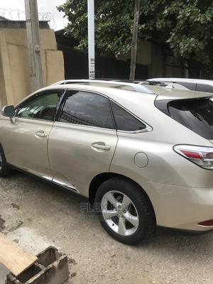 Lexus RX 2012 350 FWD Gold   Cars for sale in Lagos State, Ikeja