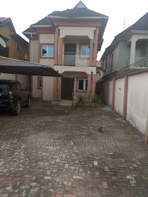 5bdrm Duplex in Adedugbe Estate, New Oko Oba for Sale | Houses & Apartments For Sale for sale in Agege, New Oko Oba