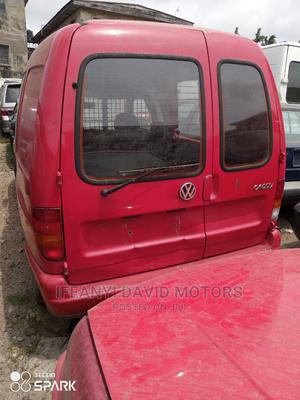 Volkswagen Caddy 2005 Red   Cars for sale in Lagos State, Apapa