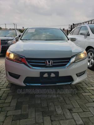 Honda Accord 2014 Silver   Cars for sale in Lagos State, Ojodu