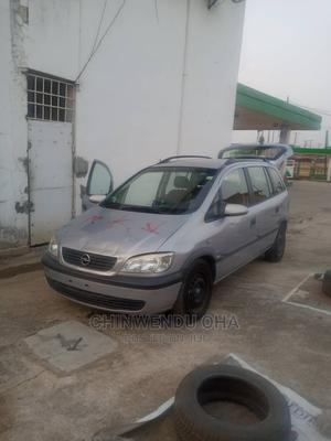 Opel Zafira 2004 Silver | Cars for sale in Lagos State, Ifako-Ijaiye