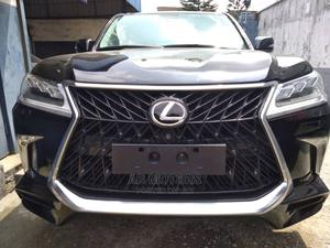 Lexus LX 2016 570 AWD Black   Cars for sale in Lagos State, Surulere