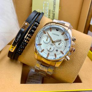 Cartier Wrist Watch and Bangle | Watches for sale in Lagos State, Lagos Island (Eko)