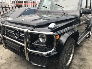 Mercedes-Benz G-Class 2005 Base G 55 AMG 4x4 Black | Cars for sale in Lagos State, Ajah