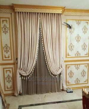 Well Sewed Curtains and Good Finishing   Home Accessories for sale in Lagos State, Lekki