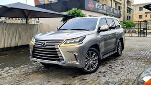 Lexus LX 2016 570 AWD Gold   Cars for sale in Lagos State, Lekki
