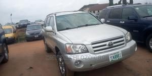 Toyota Highlander 2005 V6 Silver   Cars for sale in Imo State, Owerri