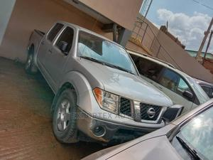 Nissan Frontier 2005 Automatic Silver | Cars for sale in Lagos State, Ikeja