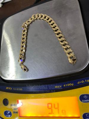 18karats Necklace and Handchains   Jewelry for sale in Edo State, Benin City