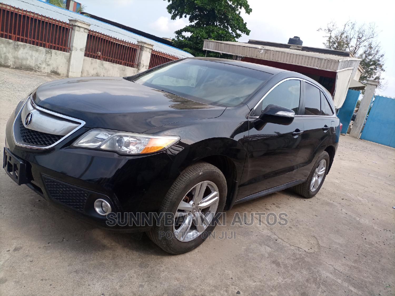 Acura RDX 2014 Black