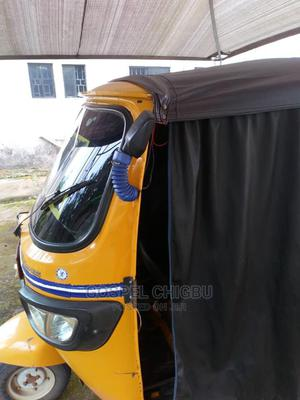 TVS Apache 180 RTR 2020 Yellow   Motorcycles & Scooters for sale in Edo State, Benin City