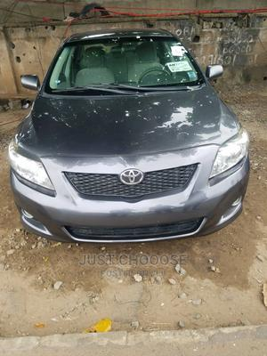 Toyota Corolla 2009 Gray | Cars for sale in Lagos State, Lagos Island (Eko)