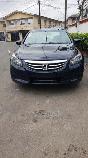 Honda Accord 2011 Sedan EX-L Blue   Cars for sale in Lagos State, Surulere