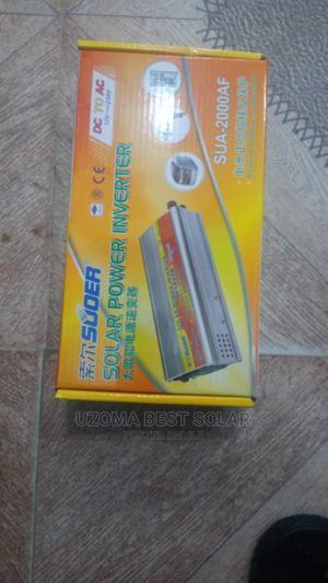 2000watt Solar Inverter   Solar Energy for sale in Lagos State, Lekki