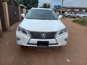 Lexus RX 2013 350 FWD White   Cars for sale in Lagos State, Ifako-Ijaiye
