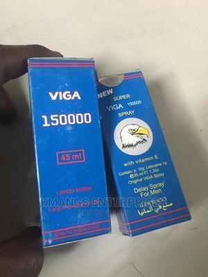 New Viga 150000 Delay Spray for Men | Sexual Wellness for sale in Enugu State, Enugu
