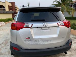Toyota RAV4 2014 Silver | Cars for sale in Lagos State, Alimosho