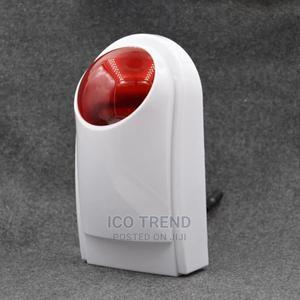 Sound Strobe Siren Alarm Host Flash Light Alarm Outdoor | Safetywear & Equipment for sale in Lagos State, Ikeja