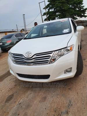 Toyota Venza 2011 V6 AWD White | Cars for sale in Lagos State, Ikorodu