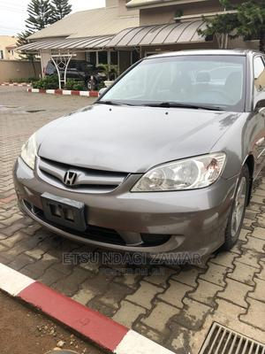 Honda Civic 2005 Gray | Cars for sale in Abuja (FCT) State, Gwarinpa