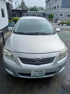 Toyota Corolla 2010 Silver | Cars for sale in Cross River State, Calabar