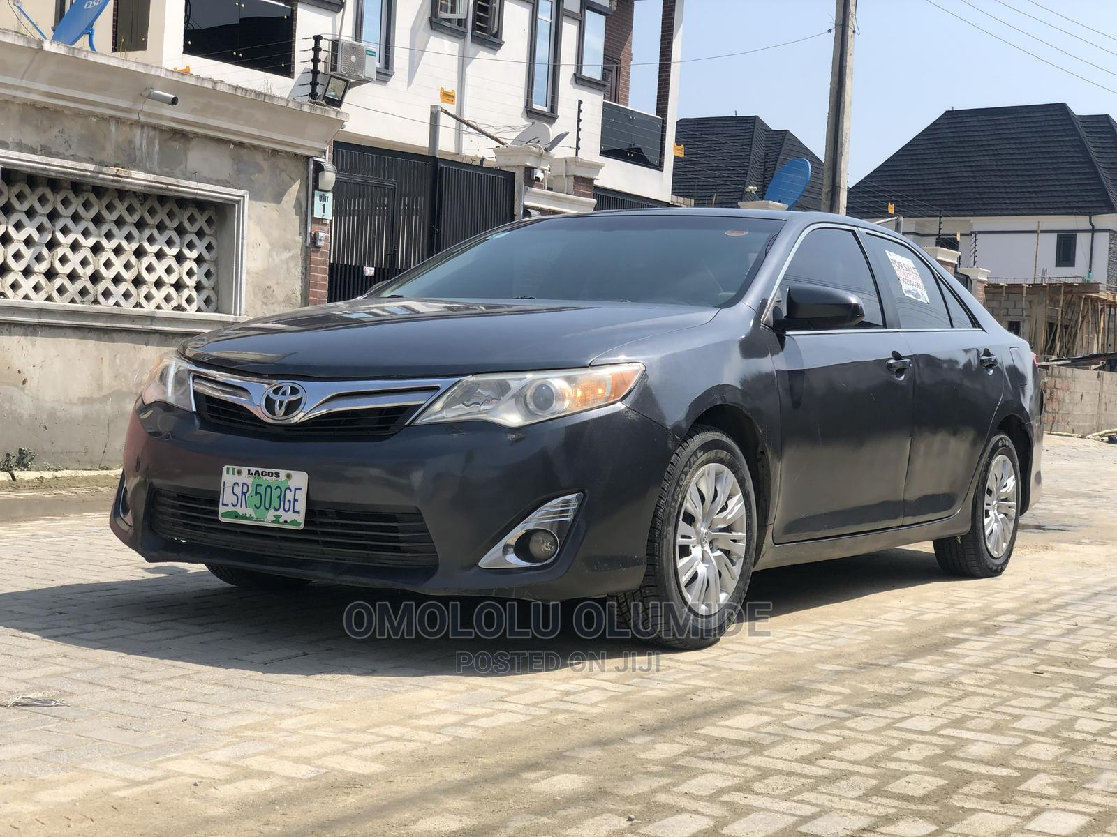 Toyota Camry 2012 Gray | Cars for sale in Lekki, Lagos State, Nigeria