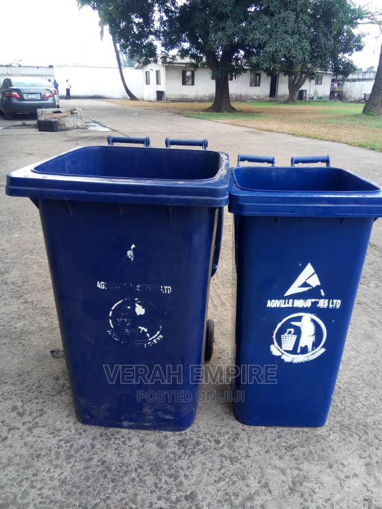 Waste Bin With Wheels | Home Accessories for sale in Owerri, Imo State, Nigeria